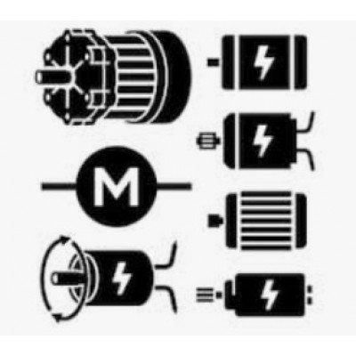 Motors, Solenoids, Drivers And Accessories