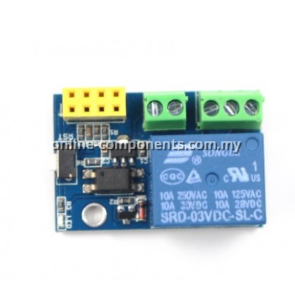 ESP8266 Relay Module with 1 CH