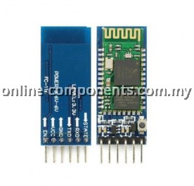 Bluetooth 2.0 with Serial Port Module