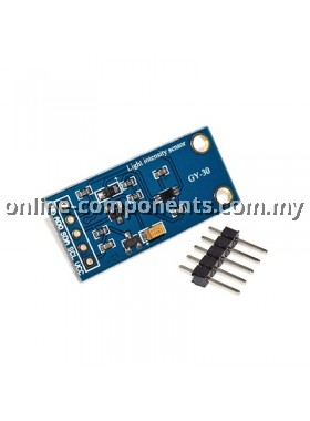 Digital Light Intensity BH1750FVI with I2C Module