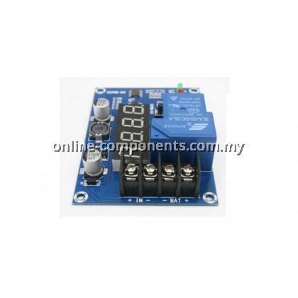 BATTERY CHARGER TIMER 30A