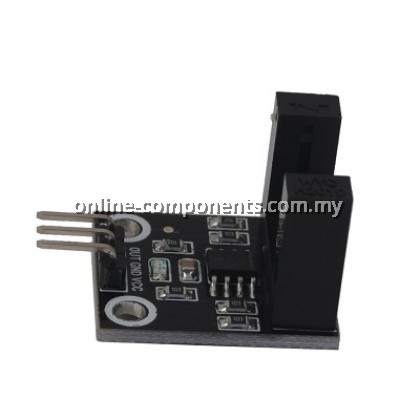 10MM MOTOR ENCODER MODULE 3 PINS